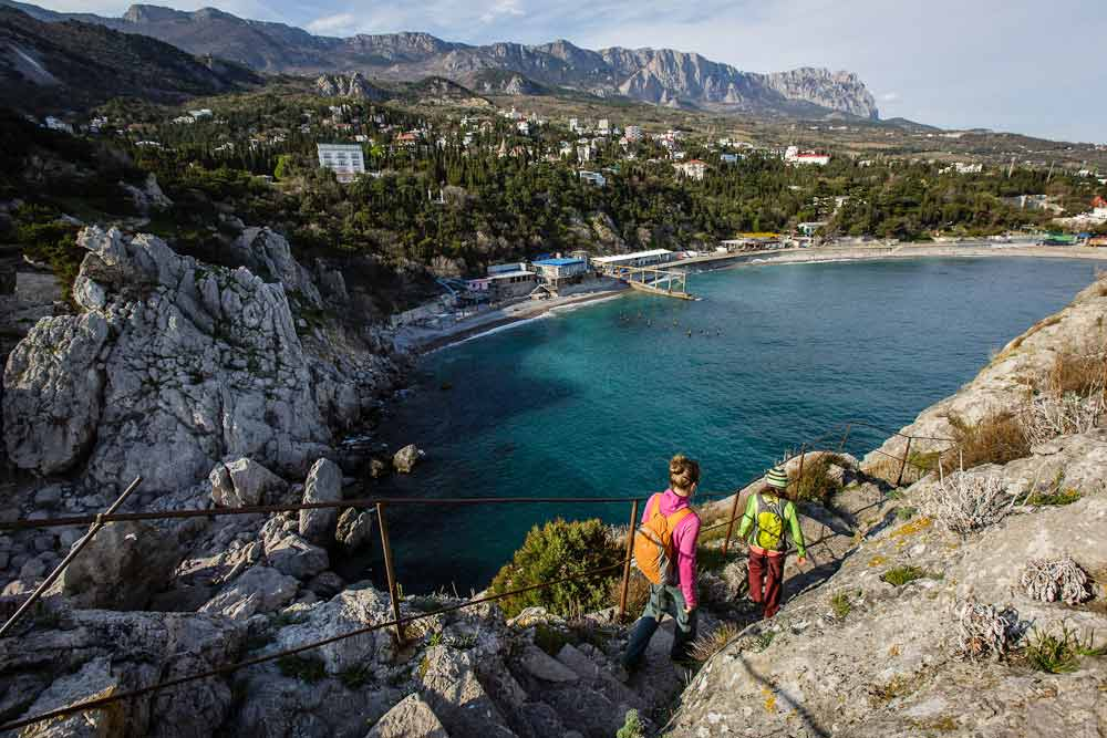 Ukraine!! spring adventure sport climbing!