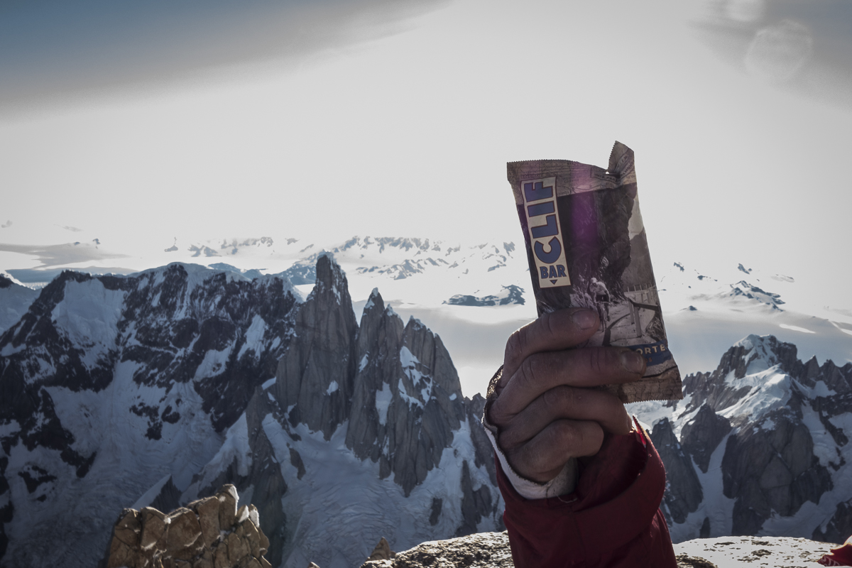 My favorite Clif Bar, the new Pan Fuerte check it out soon, and tell Clif to keep it around cause it is SO good!