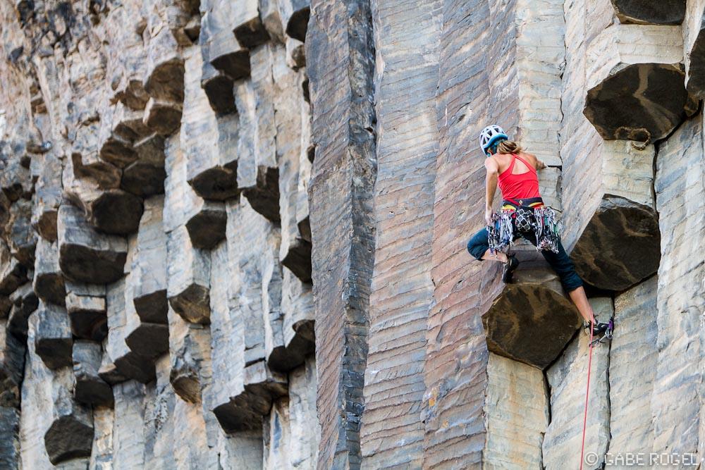 Climbing in Armenia video!