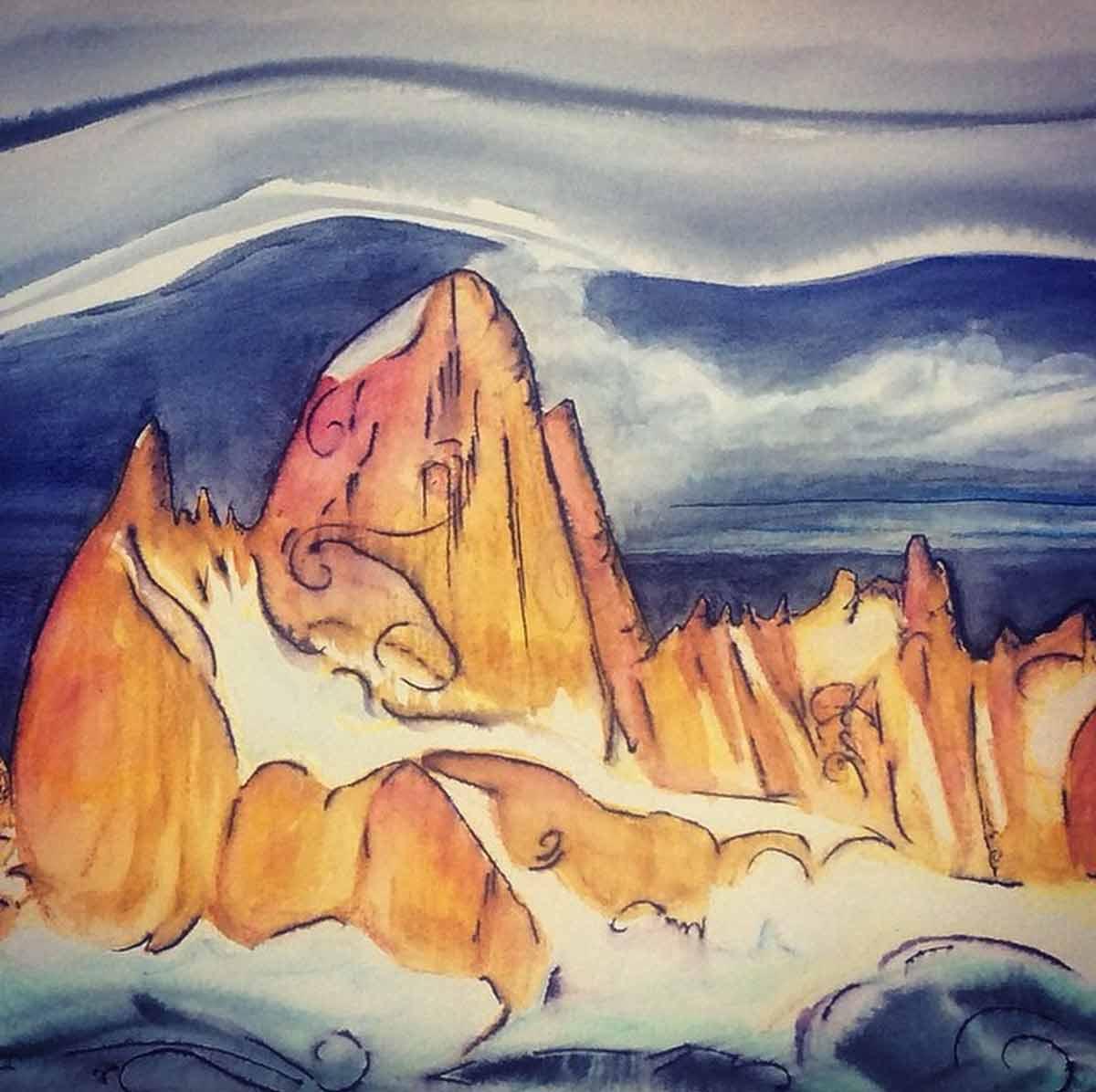 kate-rutherford-patagonia-art
